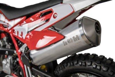 RS 125 tubo