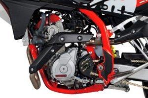 SM125R motore