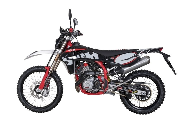 RS125R Factory nuova