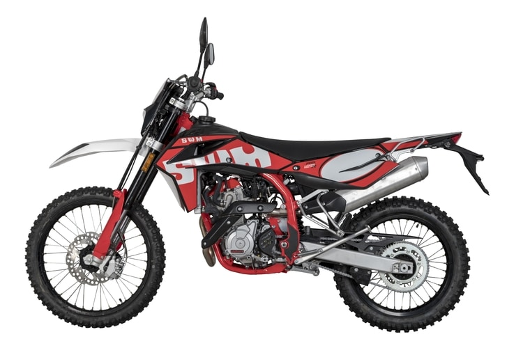 RS 125 nuova sx