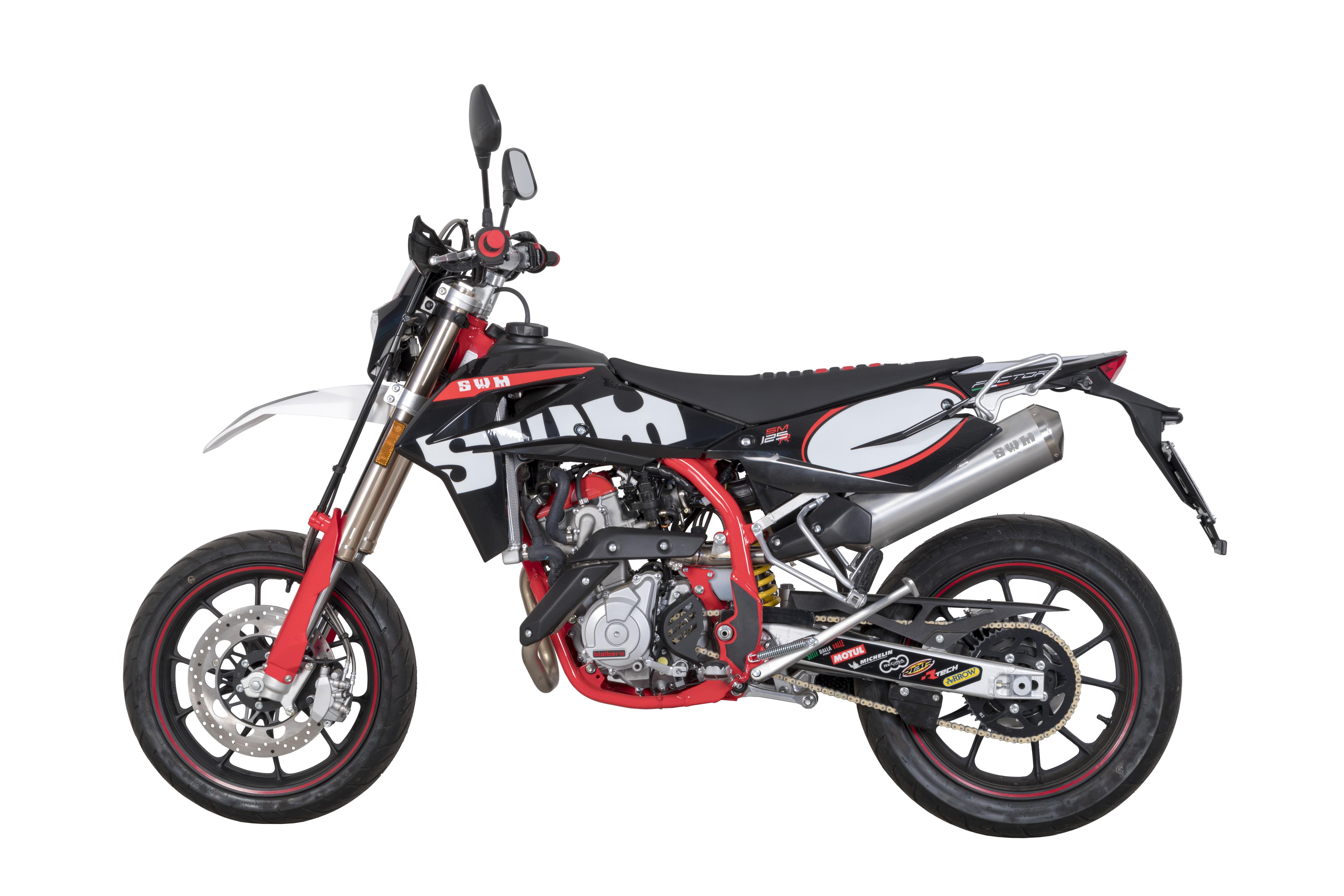 SM 125 R FACTORY – SWM Motorcycles