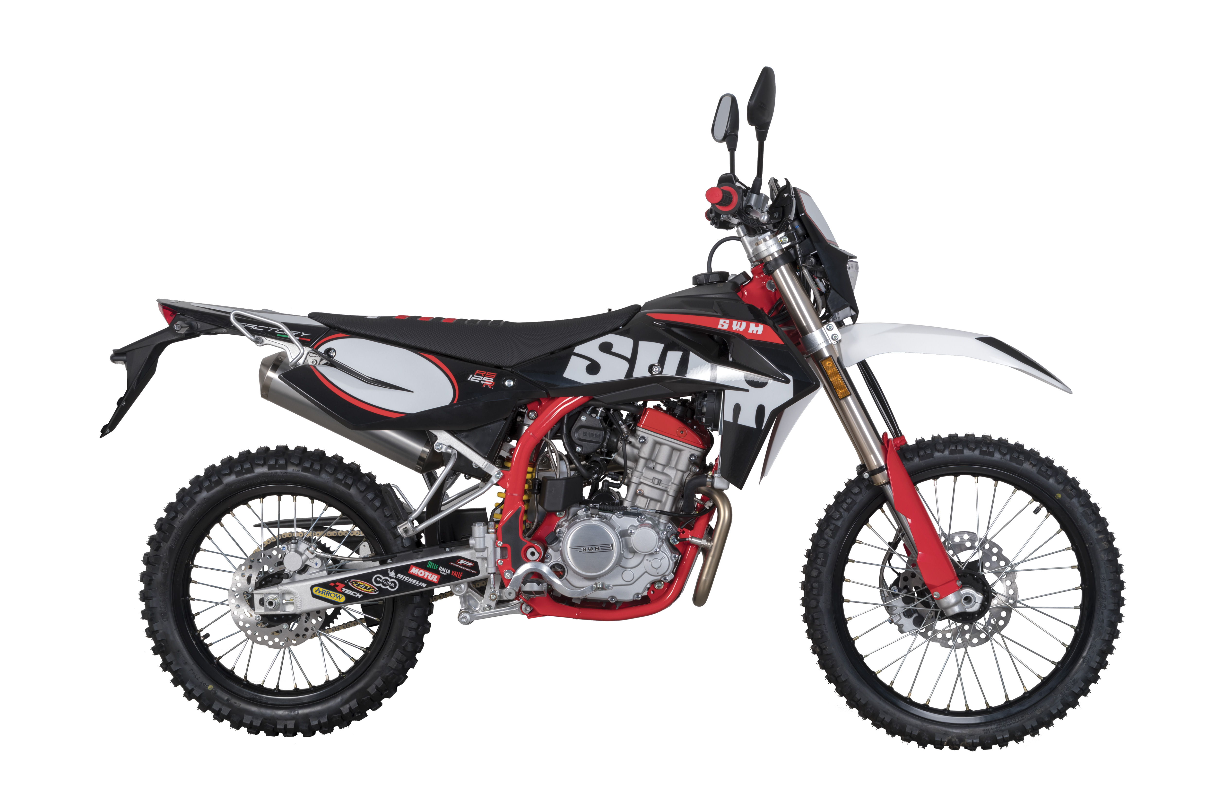 Rs 125 R Factory Swm Motorcycles