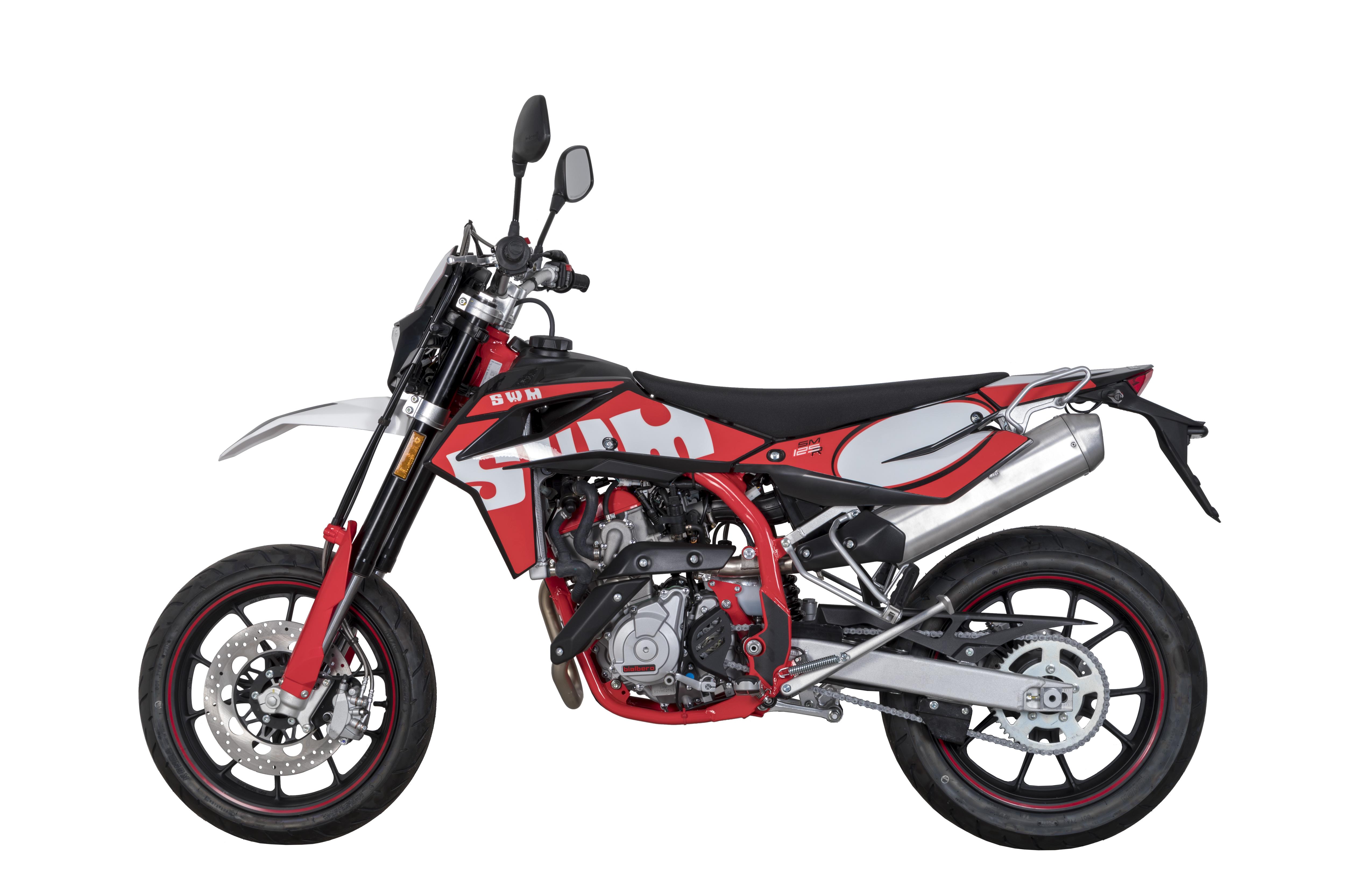 Sm 125 R Factory Swm Motorcycles