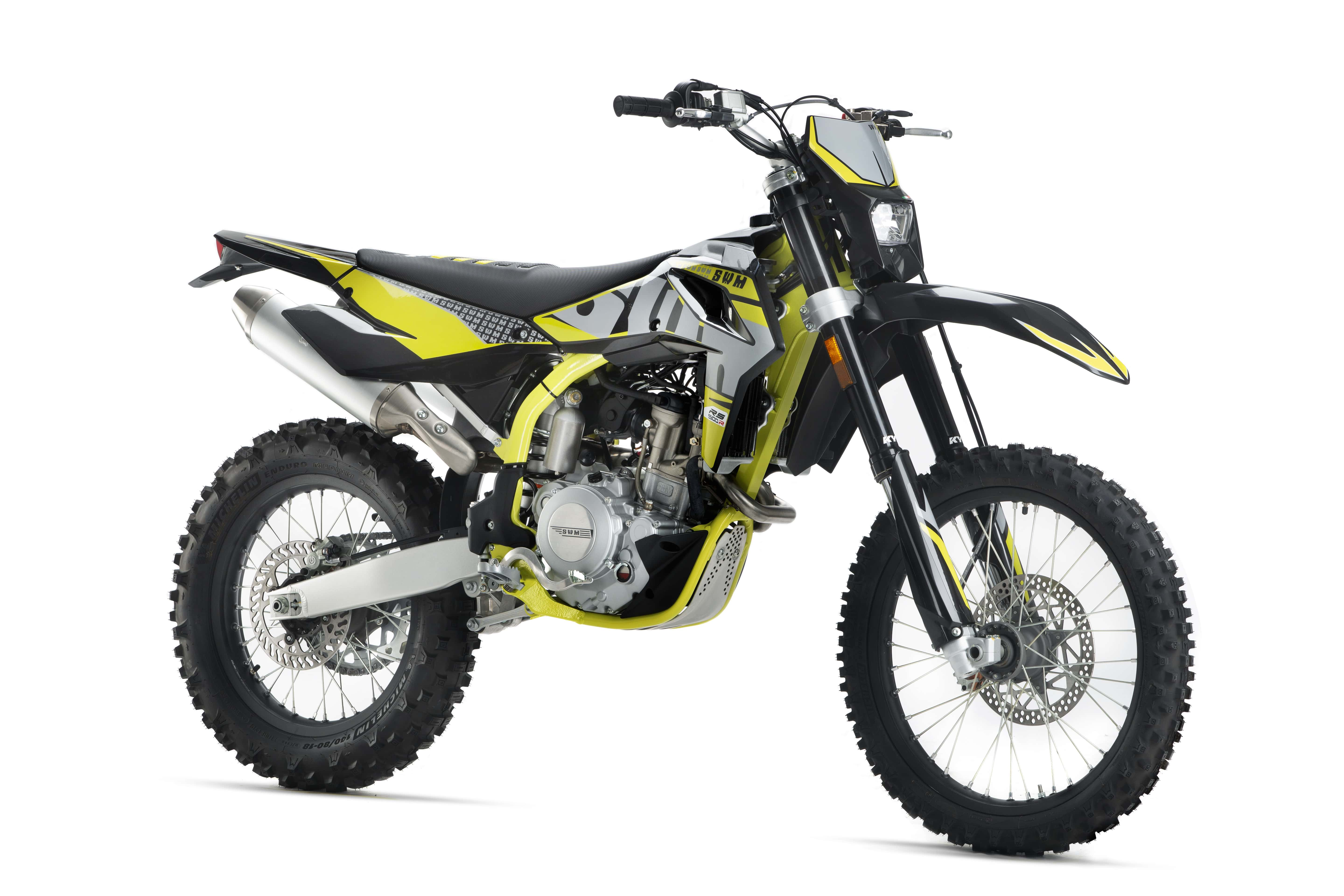 RS SM 125 R | SWM Motorcycles